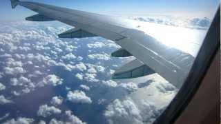 Landing at Fort Lauderdale Airport