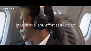 Premium WH-1000XM2 headphones – Unboxing