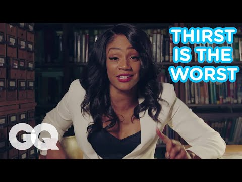 Tiffany Haddish Shares Her Best Dating Advice for Men   GQ