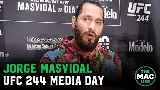 Jorge Masvidal on