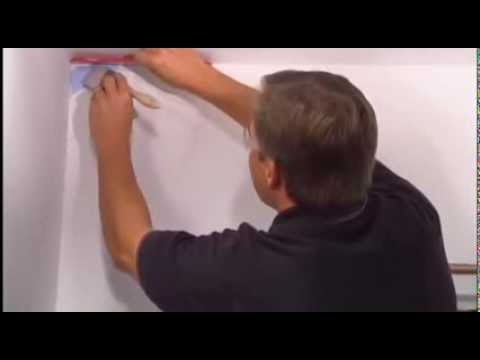 How to get clean edges when you paint without tape