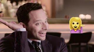 Nick Kroll Translates Emojis | Vanity Fair