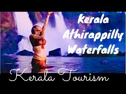 Athirappilly Waterfall Glorious Kerala India *HD*
