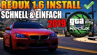 How to download and install REDUX 1 6 + All Reshade 2019