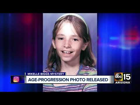 Police release age-progressed photo in case of missing Mesa girl