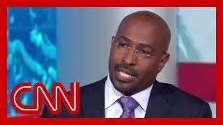 CNN's Van Jones lists who he thinks won ABC's Democratic primary debate