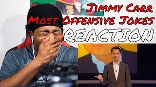Jimmy Carr - Most Offensive Jokes Reaction | Davinci Reacts