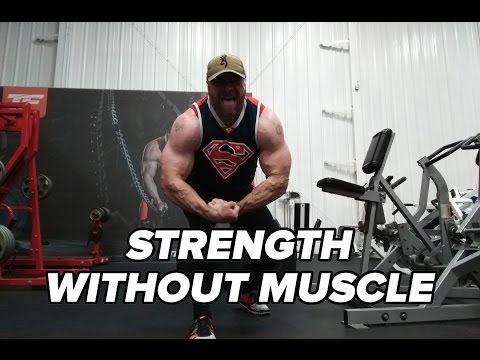 Can You Get Stronger Without Getting Bigger?