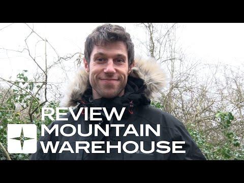 Mountain Warehouse Reviews: Canyon Down Mens Long Jacket