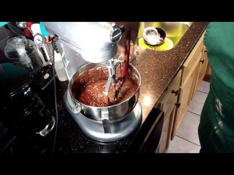 How To Make Chocolate Rum Cake - Simple Cooking With Eric