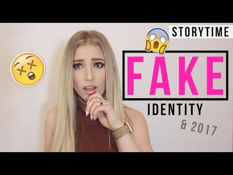 MY EX FAKED HIS IDENTITY & PLANS FOR 2017!!!