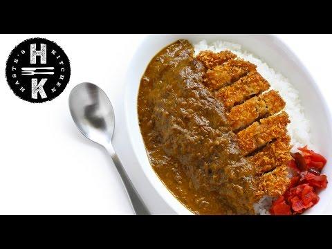 Wagamama chicken katsu curry with rice
