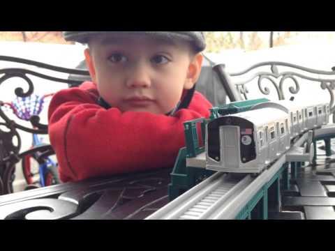MTA New York City Subway train Set
