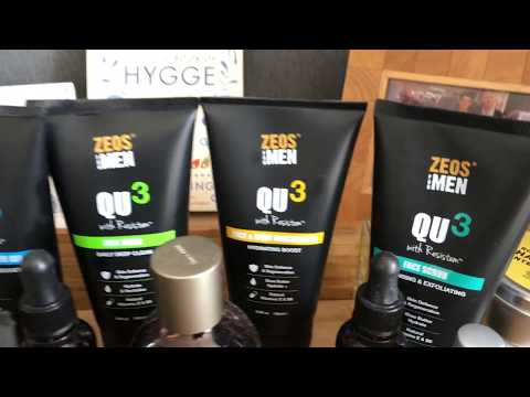 Great Grooming Products for Men. From Blogger to Vlogger. Episode #1