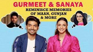 Gurmeet Chaudhary & Sanaya Irani's Memory Of Facing The Camera For The First Time