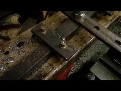Taper attachment for the lathe