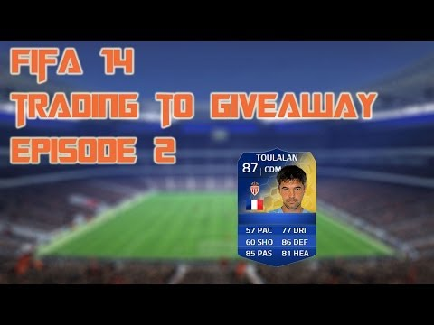 Trading to giveaway FUT 14 #2