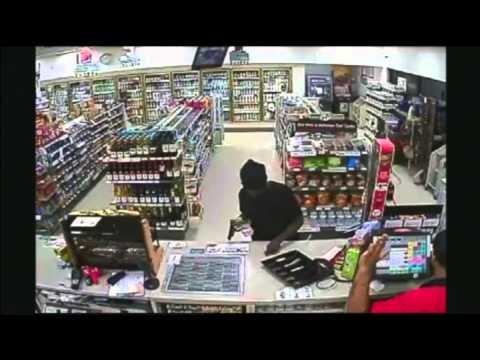 7-Eleven Armed Robbery 56th St., Tampa