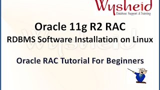 Real application clusters (rac) oracle dba tutorial.