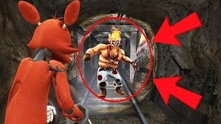ANIMATRONICS vs CREEPY KILLER CLOWN SIGHTINGS! (GTA 5 Mods FNAF Funny Moments)