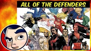 Who Are the DEFENDERS & All of the DEFENDERS Groups! - Know Your Universe