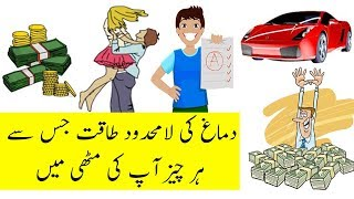 Power of Subconscious Mind in Urdu-Hindi
