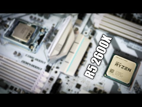 R5 2600/2600X Review + XFR vs. Manual Overclocking