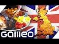 So Gut Ist Fast Food In England Galileo ProSieben