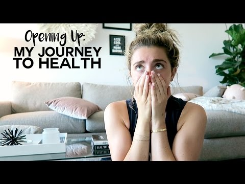 MY CHRONIC ILLNESS & HEALTH STORY!