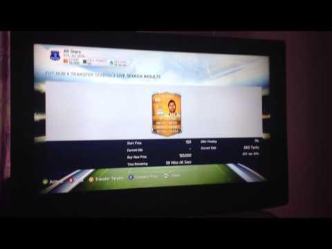 150 Coin Glitch FIFA 14 Xbox 360