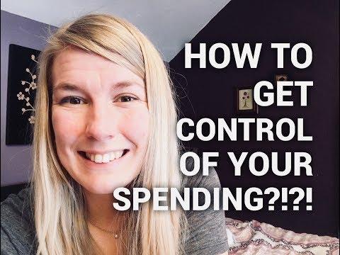 HOW TO STOP SPENDING MONEY?!?!? Practical tips that work!!!