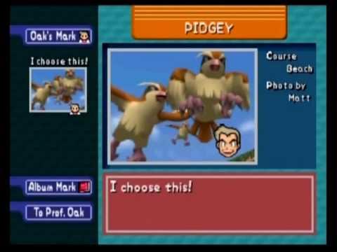 Pokemon Snap - Pidgey 5400+ Point Strategy