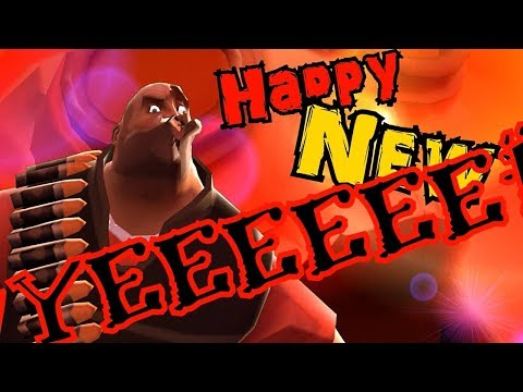 Happy New Yeee!