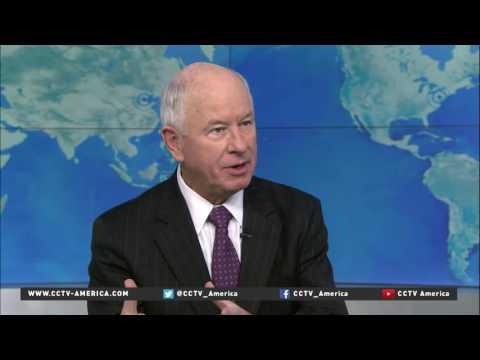 P J  Crowley on Trump's Secretary of Defense pick James Mattis