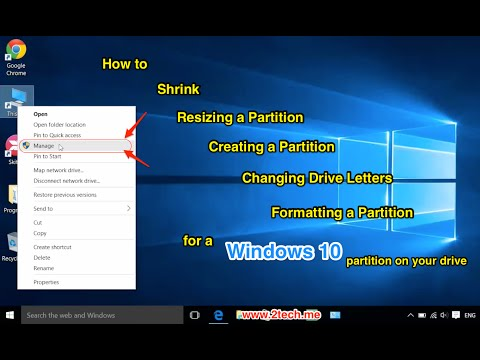 How to Create a Partition on Windows 10