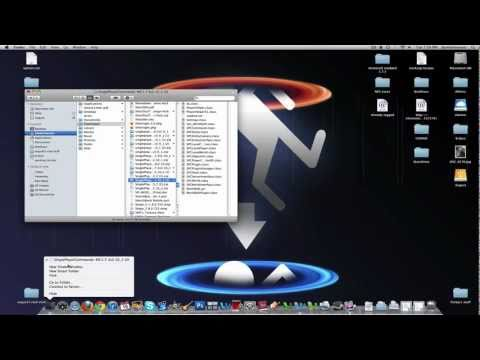 Single Player Commands Mod Installation for Mac (by August)
