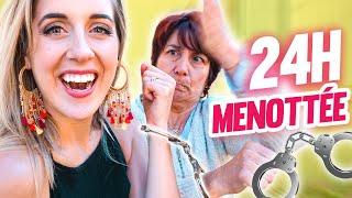 MENOTTÉE À MA MÈRE pendant 24h (et c'est l'enfer!)   DENYZEE