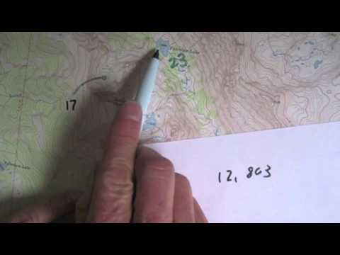 Calculating Relief: Mount Jackson Quadrangle