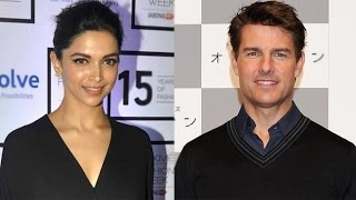 Download Deepika Padukone Auditions For 'The Mummy' Franchise Opposite Tom Cruise Video
