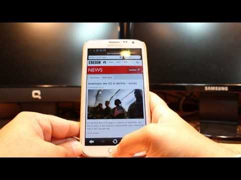 Opera Mini browser install to Samsung Galaxy Note 2