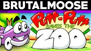 Putt-Putt Saves the Zoo - PC Game Review - brutalmoose