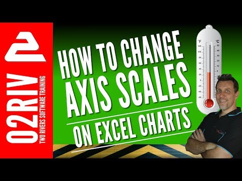 How To Change The Scale On An Excel Chart (Super Quick!)