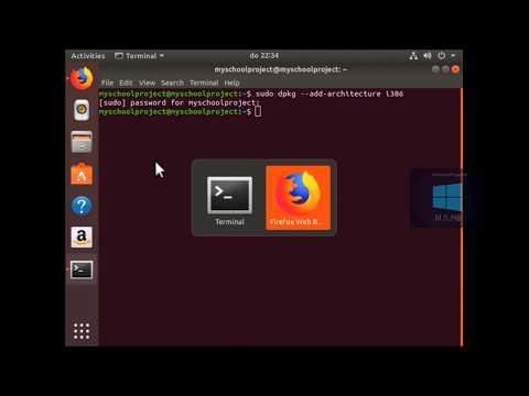 Install Wine 3.0 on Ubuntu 17.10, 17.04, 16.04