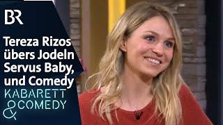 Teresa Rizos über Servus Baby, Comedy und das Jodeln | BR Kabarett & Comedy