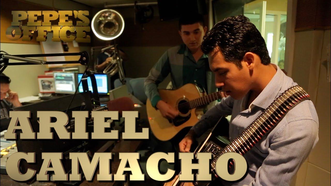 ARIEL CAMACHO EN ENTREVISTA EN LA QUE BUENA L.A. - Pepe's Office
