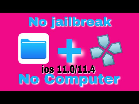 How to download game psp Free ios 12/11.0/11.4 2018 no jailbreak no computer