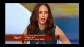 "Cannes Film Festival 2013:Berenice Bejo winning Best Actress for ""LE PASSE"" by Asghar Farhadi"