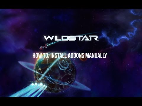 Wildstar addons: How to install addons manually (no curse client)