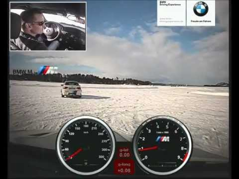 BMW Snow and Ice Fascination Arjeplog (Sweden) 2012