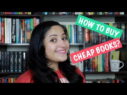 How To Buy Cheap Books In India? | Indian Booktuber